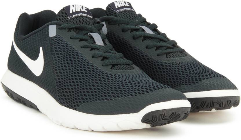 Nike FLEX EXPERIENCE RN 6 Running Shoes For Men - Buy OBSIDN-WHT ... 05c27639a