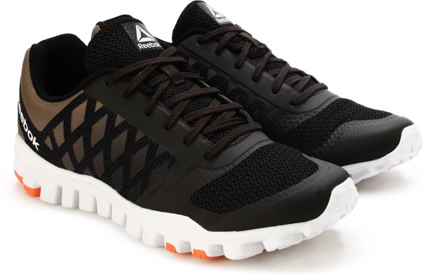 REEBOK REALFLEX TR Training Shoes For Men - Buy ROOT GREY GUAVA ... 370233ab5