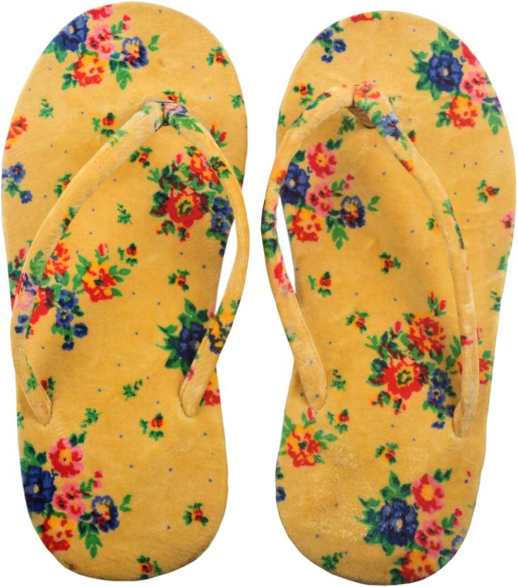clearance professional outlet purchase Hve Yellow Slippers 2014 newest cheap online 0sifP