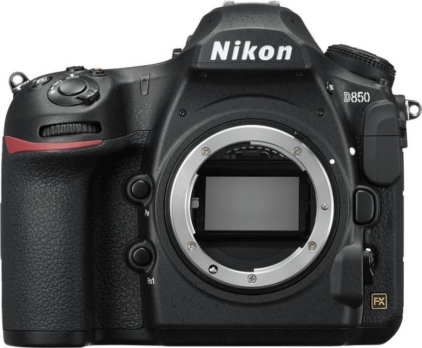 Nikon FX D850 DSLR Camera BODY Price in India - Buy Nikon FX D850 ...