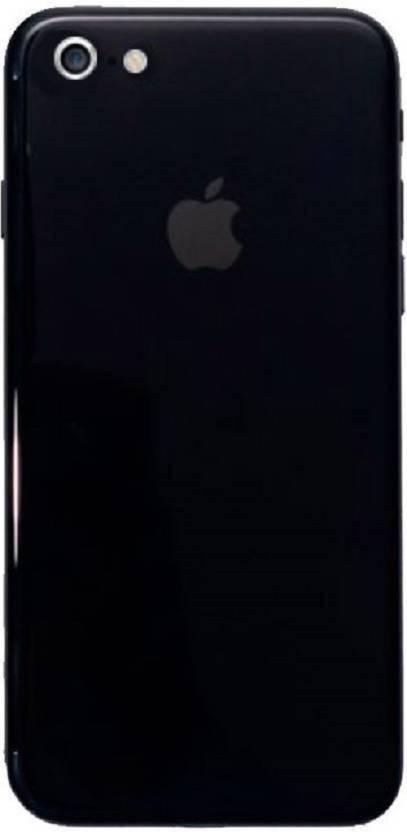 cheaper 44f88 5bd75 GadGets Wrap 7174 skin- Jet Black Skin Of Apple iPhone 6, Apple ...