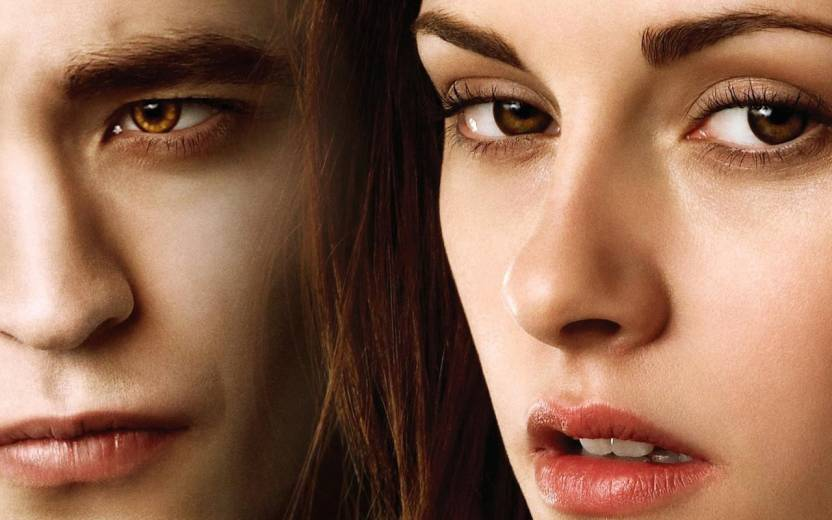 Poster Movie Twilight Robert Pattinson Edward Cullen Kristen Stewart Bella  Swan HD Wallpaper Print Poster on 13x19 Inches Paper Print (19 inch X 13  inch 6b4c047e1723