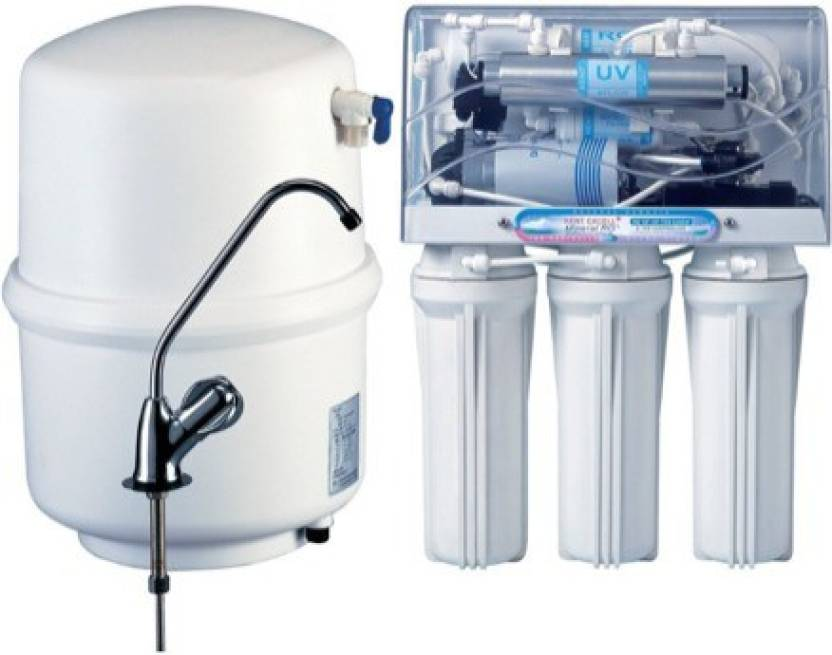 Kent excel plus 7 L RO + UV + UF + TDS Water Purifier