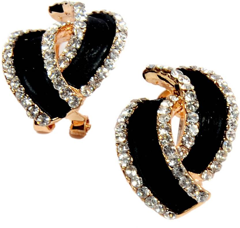 7ec55fd00 Flipkart.com - Buy Mansiyaorange Indo Western Designer Earrings Tops Alloy  Clip-on Earring Online at Best Prices in India