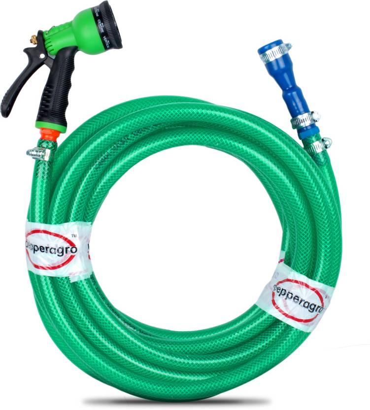 Pepper Agro 684812245714 Garden Watering Car Wash 8 Mode / Pattern ...