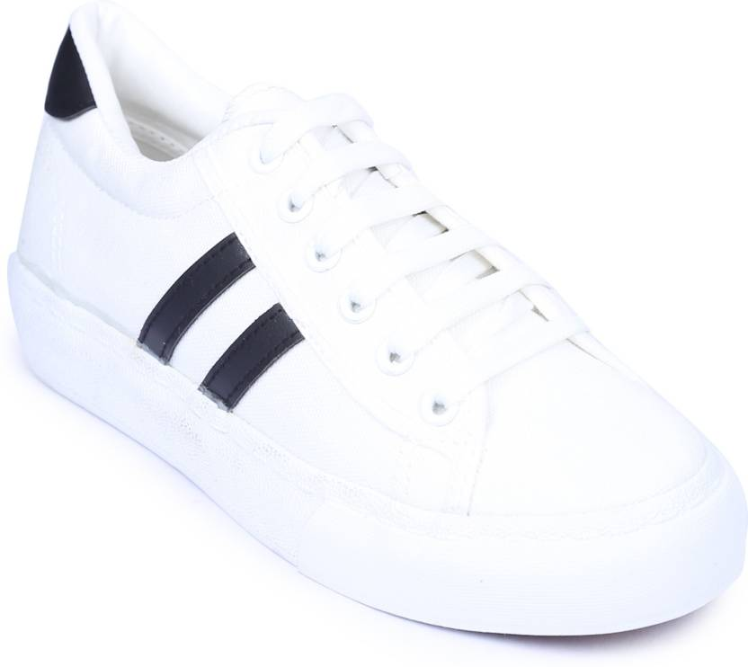 fe2f9937e Lovely Chick White Sneakers Shoes for Women Sneakers For Women - Buy ...