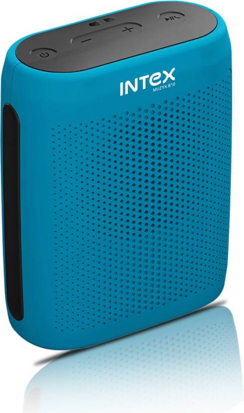 Intex Muzyk B10 6W Portable Bluetooth Mobile/Tablet Speaker