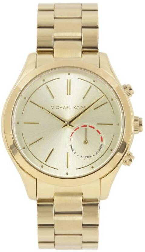 e1cf2f85cd7d Michael Kors MKT4002 SLIM RUNWA Watch - For Women - Buy Michael Kors ...