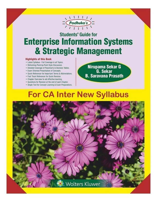 Padhuka's Enterprise Information Systems & Strategic