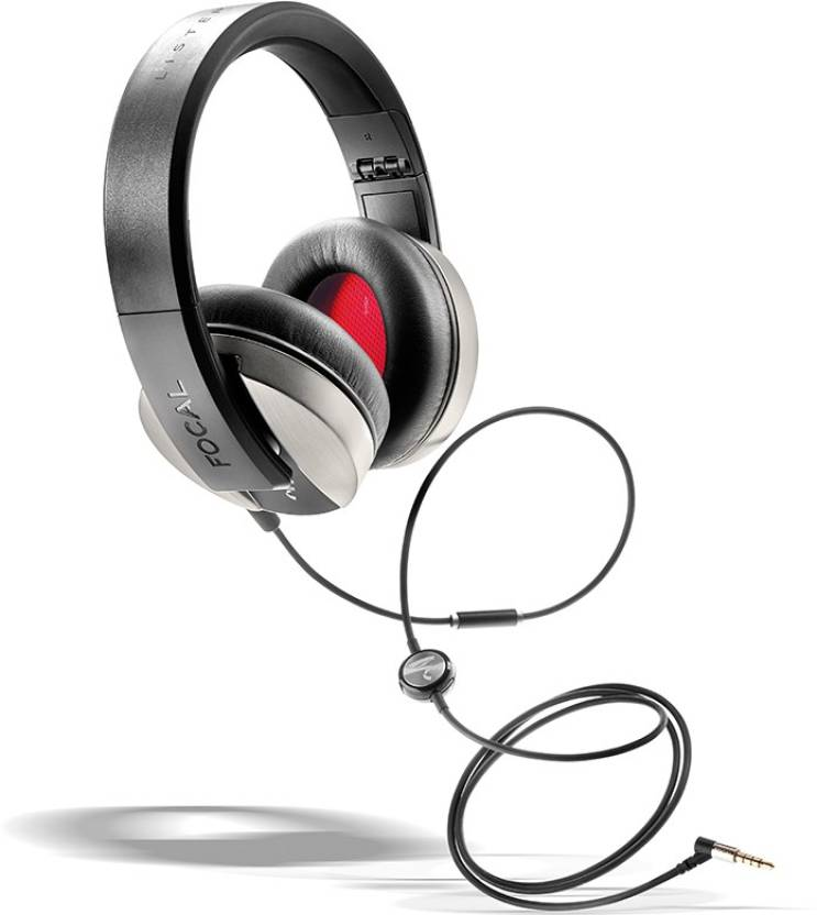 52e7150eb30 Focal Listen Wired Headset with Mic Price in India - Buy Focal ...