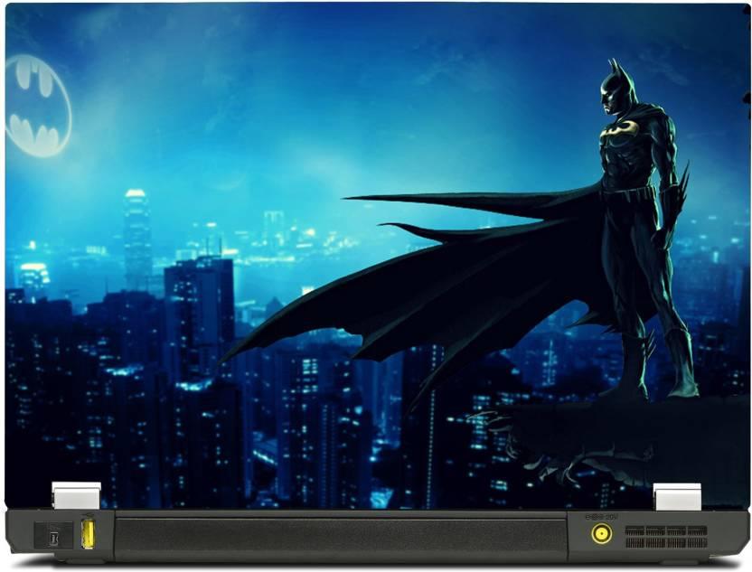 Skinshack Batman Night Sky Bat Symbol Superhero 141 Inch Vinyl