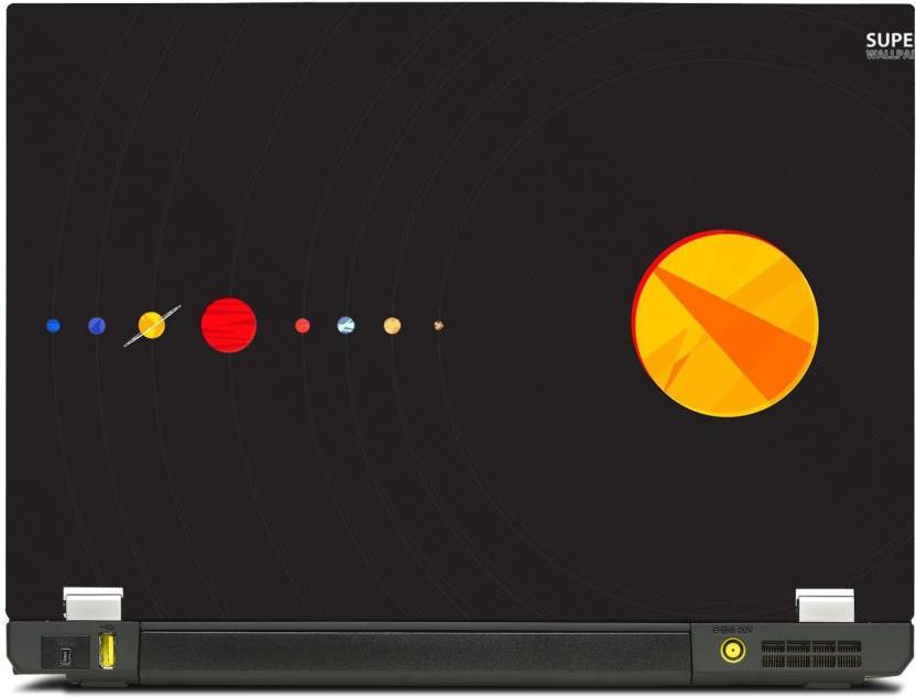SkinShack Solar System - Sun and The Planets Minimal (17