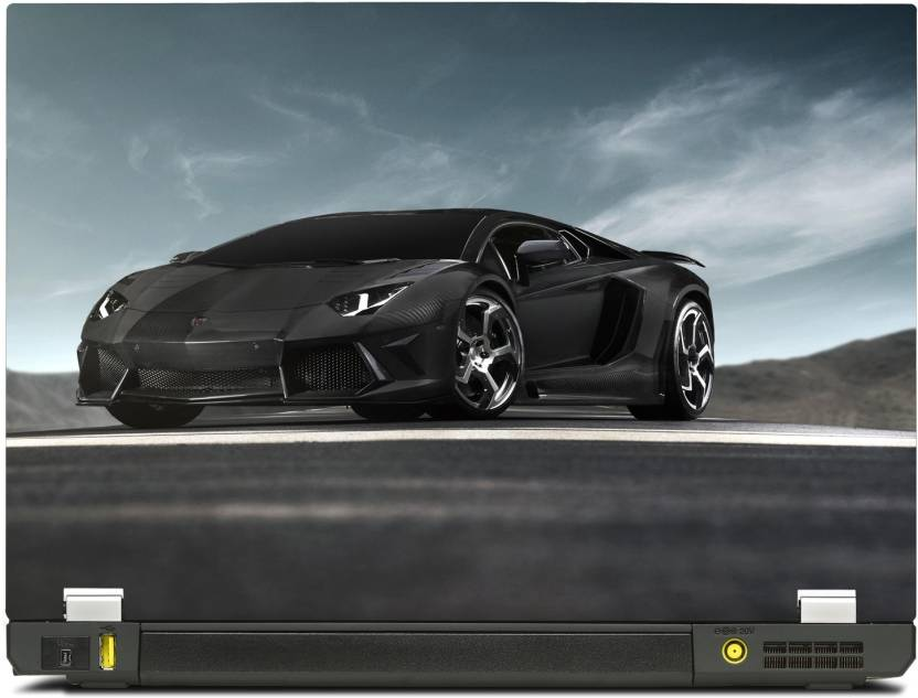 Skinshack Black Lamborbhini Aventador Supercar Cars 11 6 Inch