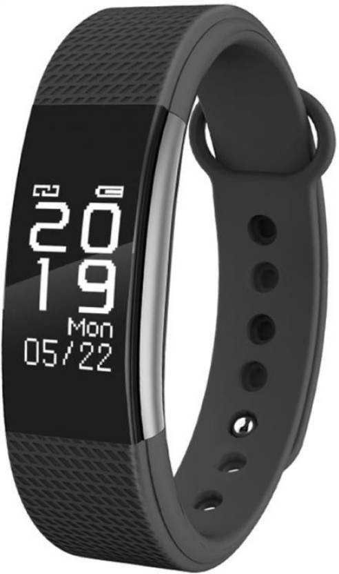 91b06b1e5 RCE F1 Smart Band Heart Rate Monitor Waterproof Smart Bracelet SMS  Notification Call Reminder IOS Andriod Wristband Blacj Smartwatch (Black  Strap Free Size)