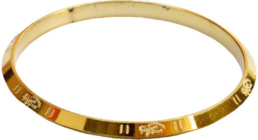 8b483cdf206 Men Style Alloy Gold-plated Kada Price in India - Buy Men Style Alloy Gold-plated  Kada Online at Best Prices in India | Flipkart.com