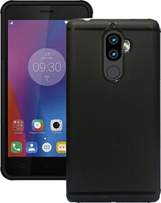 the best attitude 7e21a 5ffff Flipkart SmartBuy Back Cover for Lenovo K8 Plus