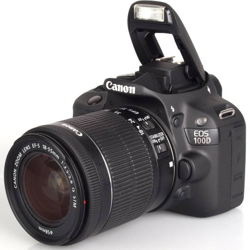 Flipkart.com | Buy Canon EOS 100D dslr DSLR Camera Online at best ...