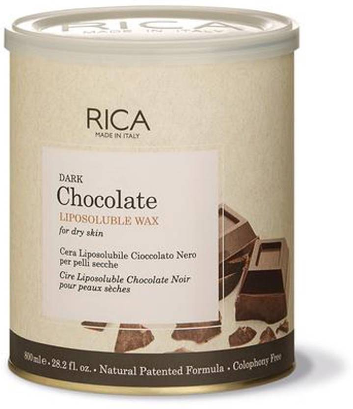 Rica Dark chocolate Wax Price in India Buy Rica Dark chocolate