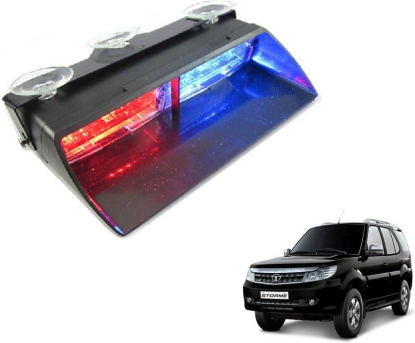 7dd9560a311e Mockhe LED Fog Light For Tata Safari Storme Price in India - Buy Mockhe LED  Fog Light For Tata Safari Storme online at Flipkart.com