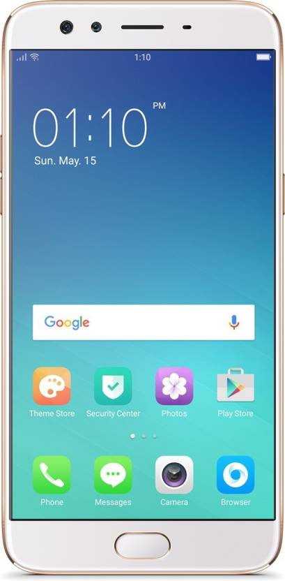 OPPO F3 Plus (Gold, 64 GB)  (6 GB RAM)