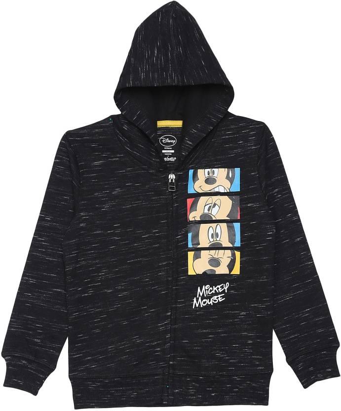 93484cb12 Mickey & Friends Full Sleeve Printed Boys Sweatshirt - Buy Mickey & Friends  Full Sleeve Printed Boys Sweatshirt Online at Best Prices in India |  Flipkart. ...