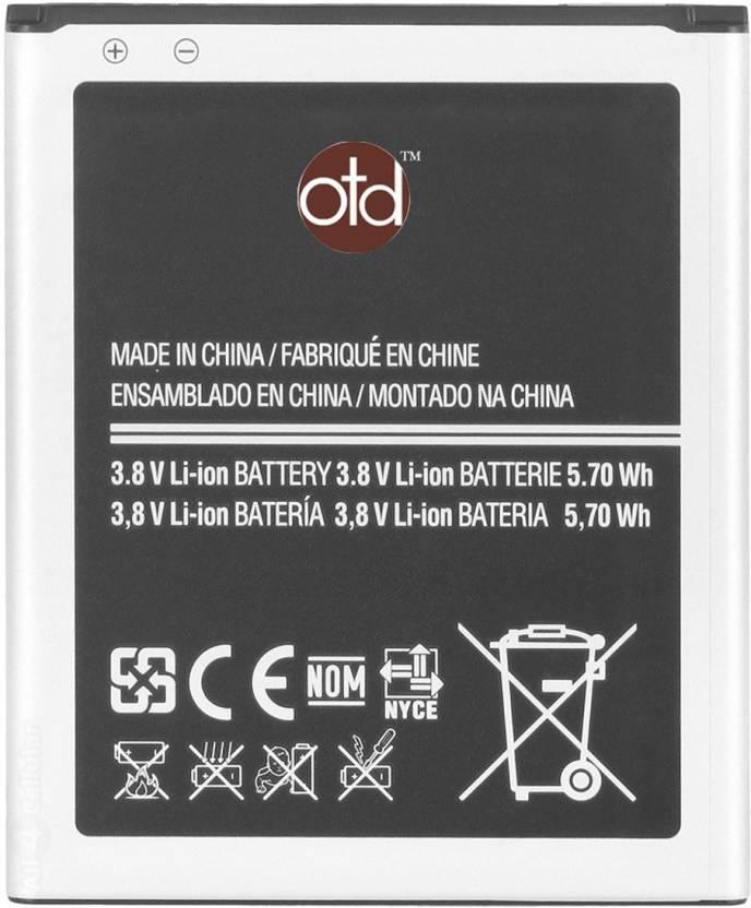 24e9c24e3e5 OTD Mobile Battery For Samsung Galaxy Note 3 N9005 Price in India - Buy OTD  Mobile Battery For Samsung Galaxy Note 3 N9005 online at Flipkart.com