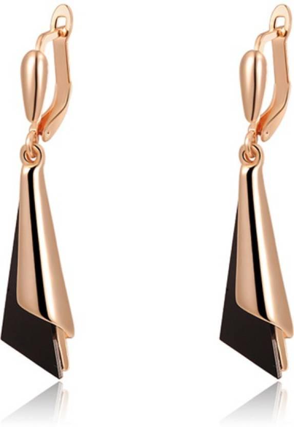 cfc8f22d Silver Shoppee Silver Shoppee 'Angelic' Sterling Silver Dangle Earrings for  Baby Girls, Girls and Women Sterling Silver Dangle Earring