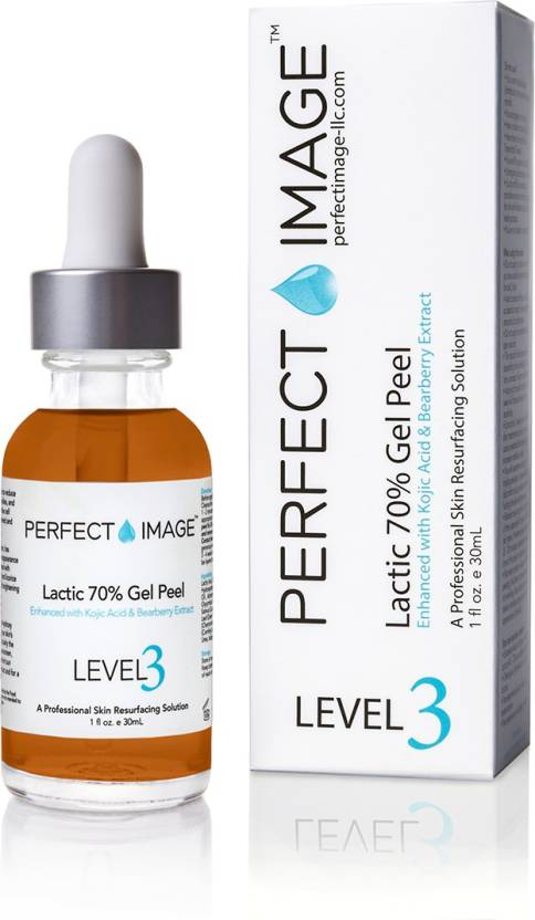 Perfect Image Lactic 70 Gel Peel Level 3 For Professional Use