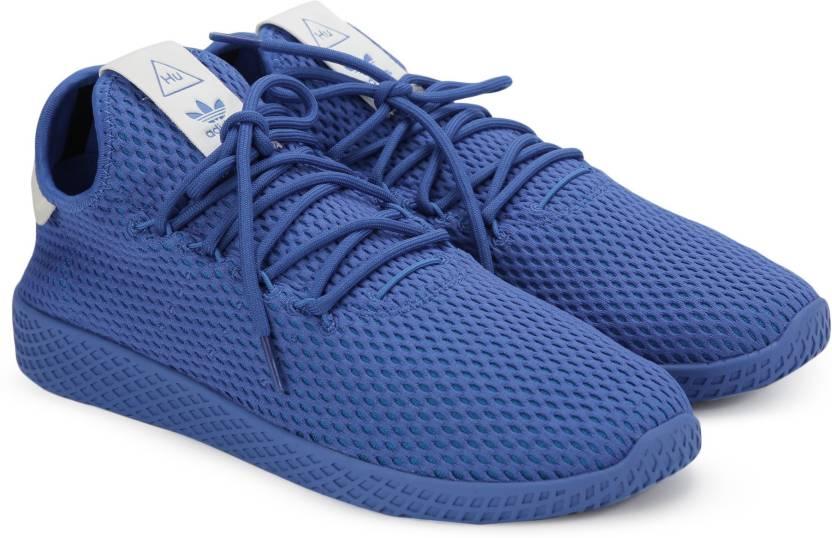 super cute e8741 0c63c ADIDAS ORIGINALS PW TENNIS HU Sneakers For Men