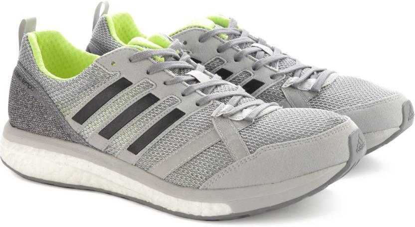 cdcfcbdc9011 ADIDAS ADIZERO TEMPO 9 M Running Shoes For Men - Buy GRETWO CBLACK ...