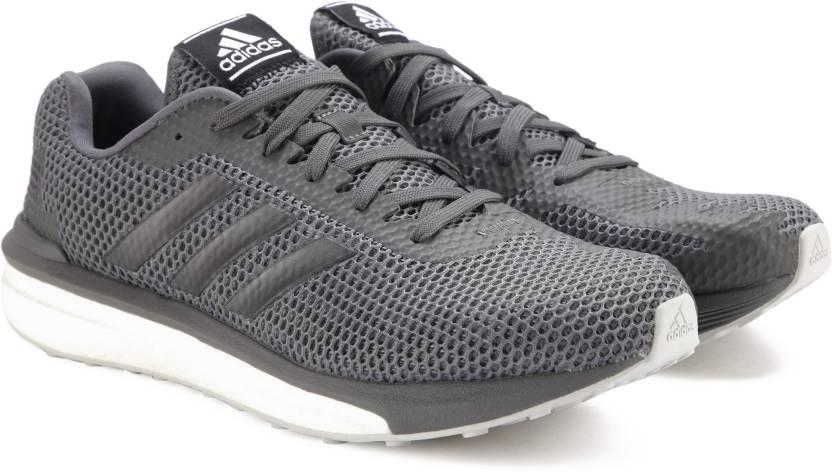 adidas vendicativo m per gli uomini comprano scarpe da corsa grefou / ngtmet / greone