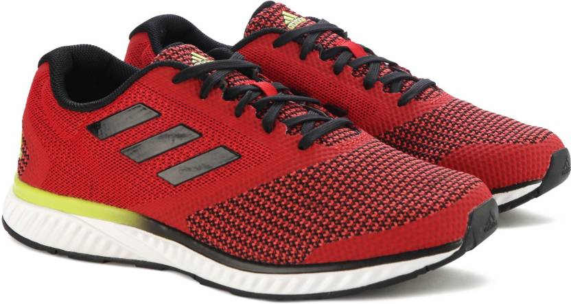 brand new 44c0a ad720 ADIDAS EDGE RC M Running Shoes For Men (Red)