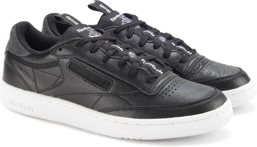 90c56999e6e REEBOK CLUB C 85 IT Sneakers For Men - Buy BLACK COAL WHITE Color ...