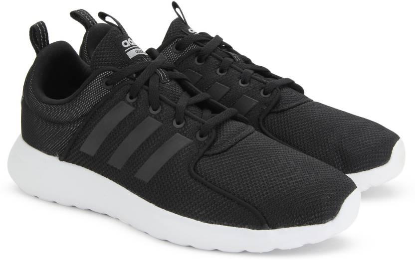 Adidas neo CF hombres Lite Racer zapatillas para hombres CF comprar cblack / cblack / ftwwht 44e4ec