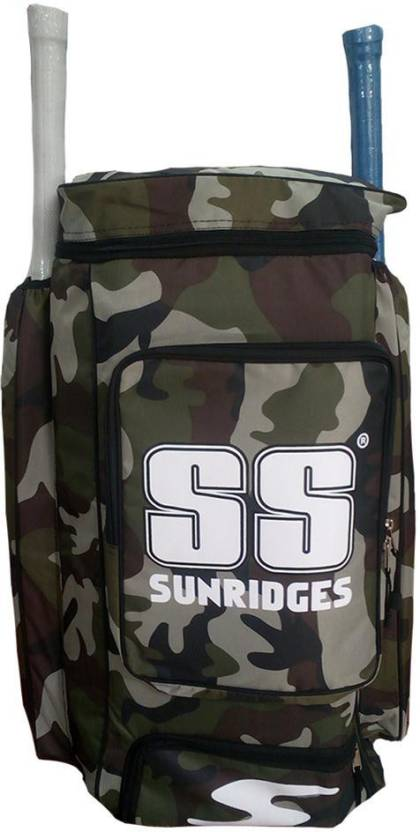 7d4453143 SS camo ss cricket kit bag - Buy SS camo ss cricket kit bag Online ...