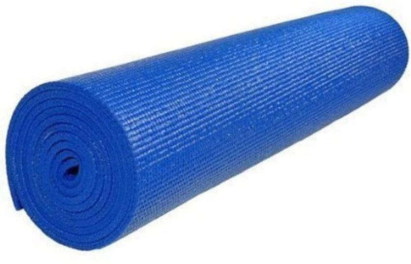 GLS Yoga Mat Dark Blue 6 mm Extra Long 2a4e53071a9c2