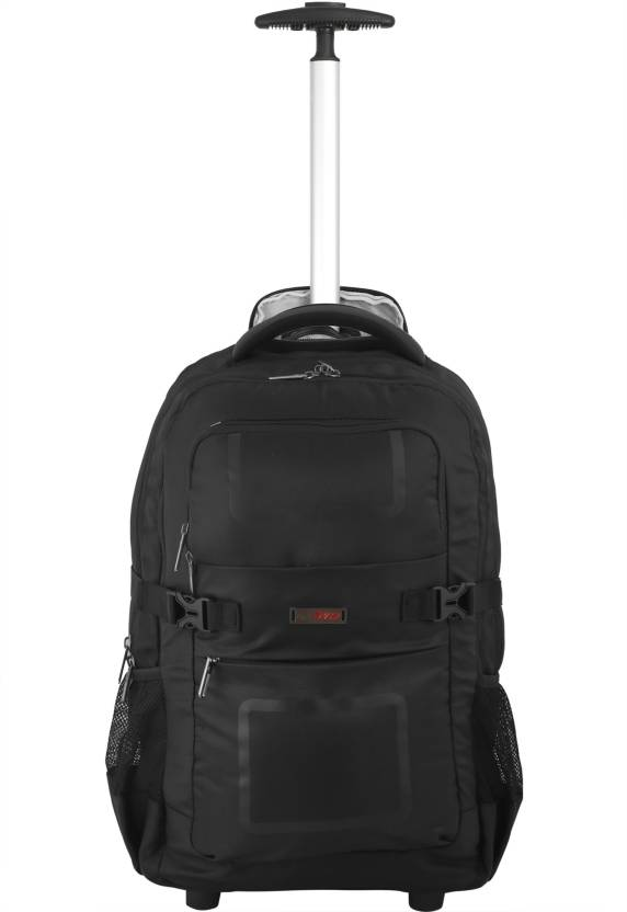 e81e5cfd1191 VIP Tango 45 L Trolley Laptop Backpack Black - Price in India ...