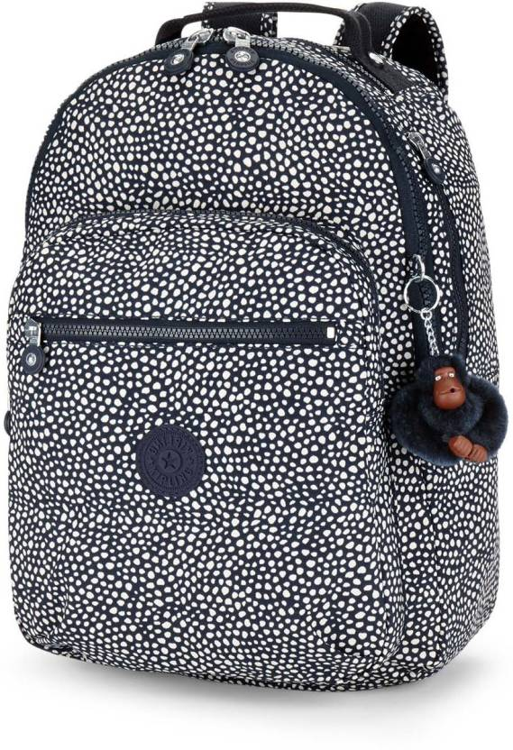 30cd43c188 Kipling CLAS SEOUL 25 L Backpack Dot Dot Dot - Price in India ...