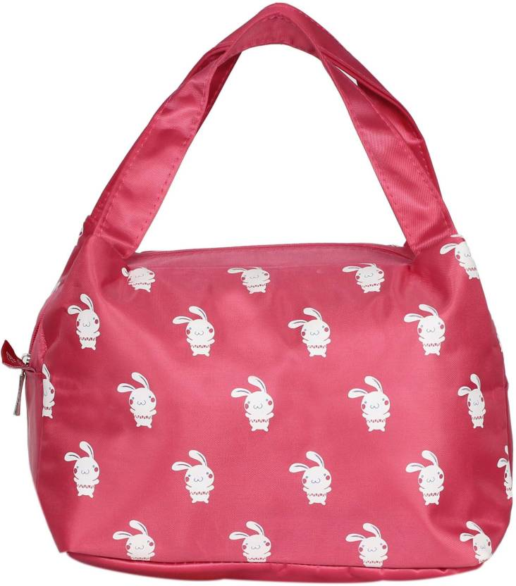 a81af8cfc Ez-life Kids Thermal Lunch Bag - Pretty Pink Waterproof Lunch Bag  (Multicolor, 5 L)