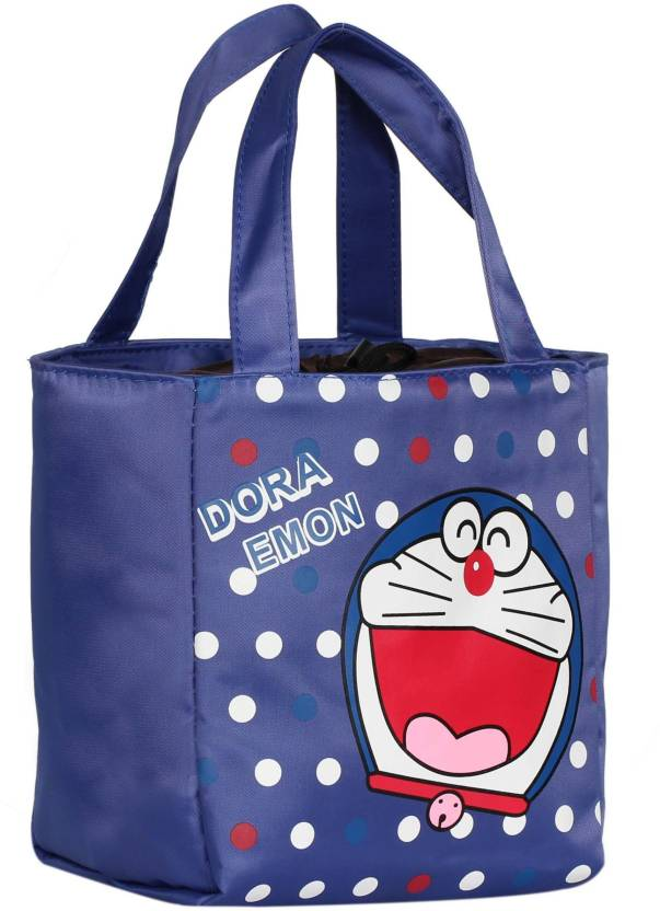 b982b95bb Ez-life Kids Thermal Lunch Bag Fun Size - Doraemon - Blue Waterproof Lunch  Bag (Multicolor, 5 L)