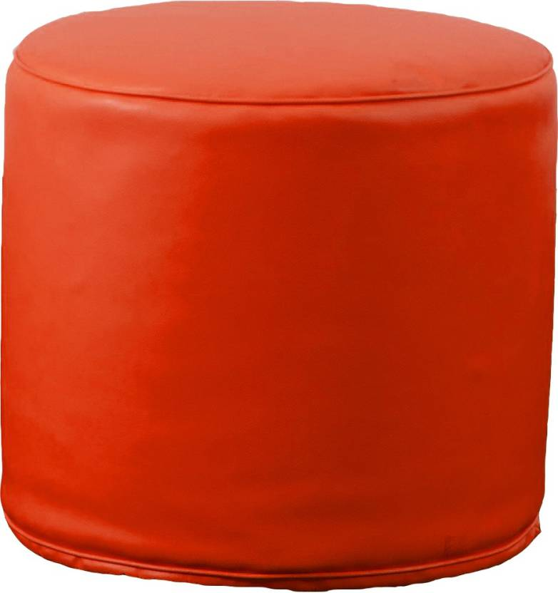 Urban Infatuation XL Chair Bean Bag Cover  Without Beans  Red