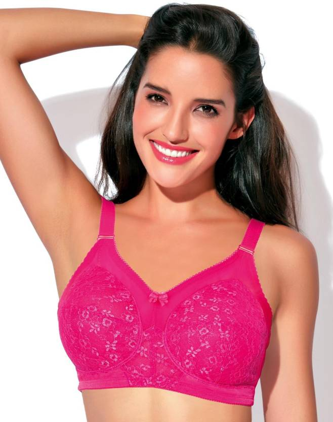 c167375a36e3d Enamor Women s Full Coverage Non Padded Bra - Buy Enamor Women s ...