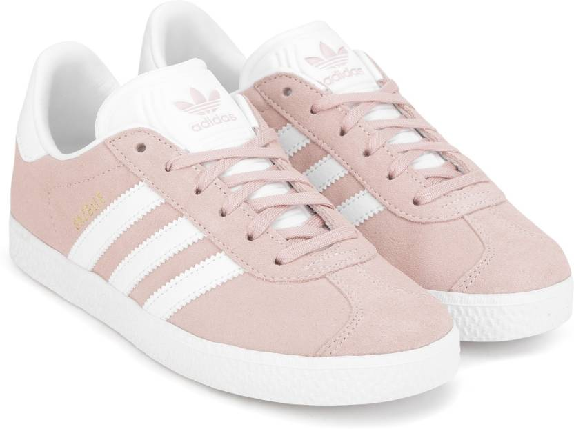 taille 40 9970e 4fecb ADIDAS ORIGINALS Boys & Girls Lace Sneakers