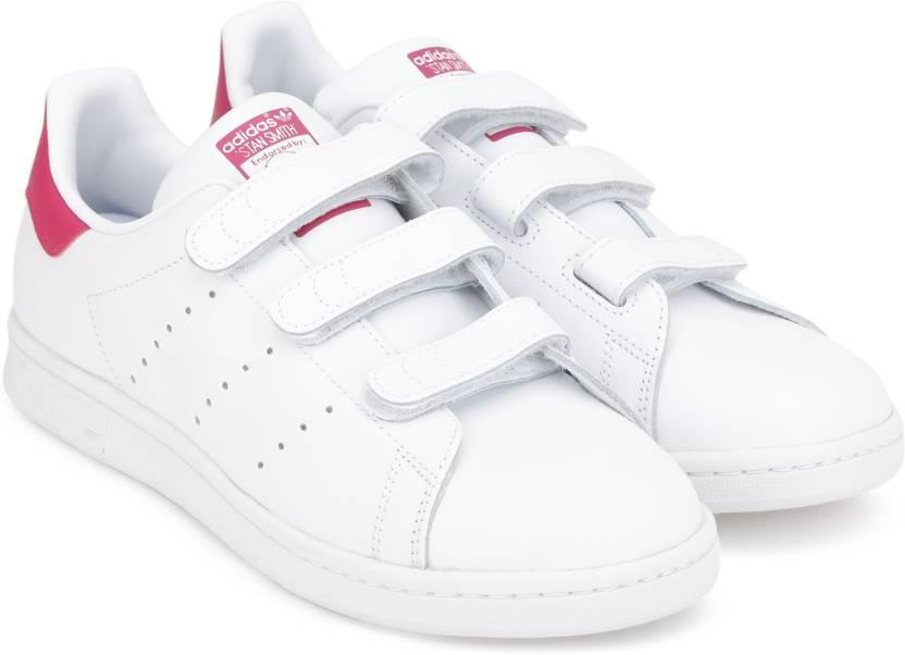 f656694c1728c ADIDAS ORIGINALS Boys   Girls Velcro Sneakers Price in India - Buy ...