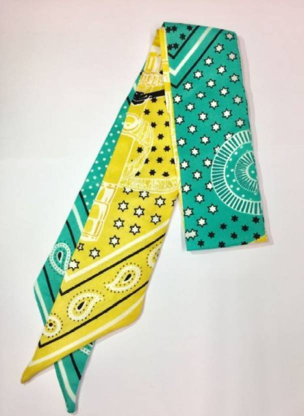 a31298c00 Miniso Printed Polyester Women s Scarf - Buy Miniso Printed Polyester  Women s Scarf Online at Best Prices in India