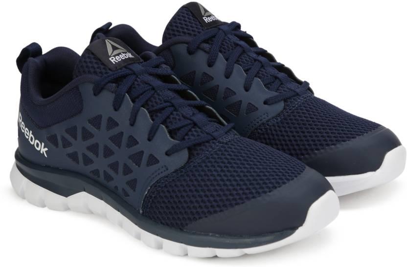 860b93f2e70 REEBOK SUBLITE XT CUSHION 2.0 MT Running Shoes For Men - Buy NAVY ...