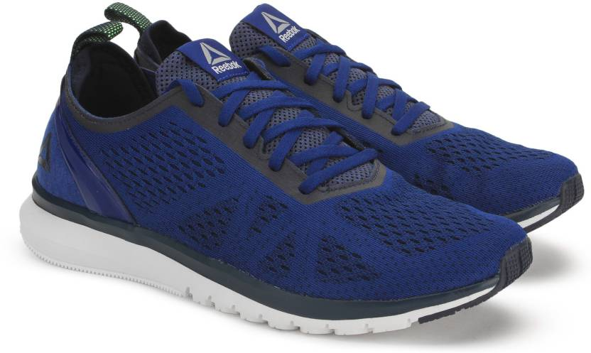 7a2ed032e125 REEBOK PRINT SMOOTH CLIP ULTK Running Shoes For Men - Buy COBALT ...