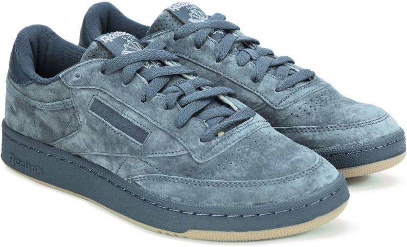 a15ffd0ed35f84 REEBOK CLUB C 85 SG Sneakers For Men - Buy SMOKY INDIGO WHITE-GUM ...