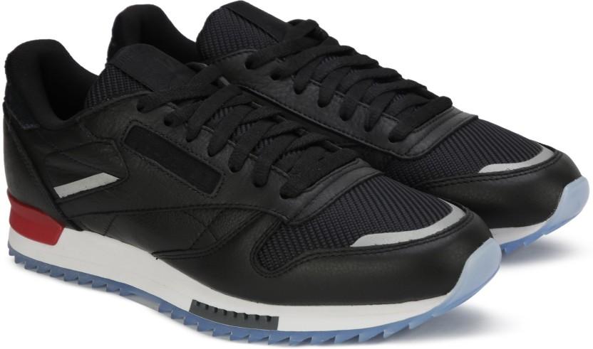 9639b3de5b1 greece reebok cl leather ripple low bp sneakers for men 52c7a e7bcd