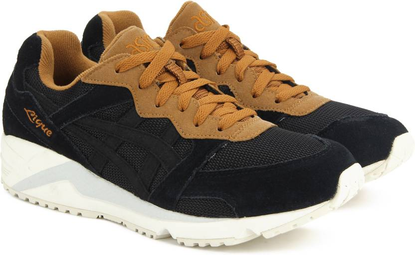 size 40 63b40 5a7f8 Asics TIGER GEL-LIQUE Sneakers For Men - Buy BLACK Color ...